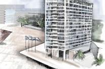 מדידות תכנון בנין עיריית תל אביב – ככר רבין