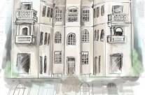 מדידות לשימור מבנים ופסלים